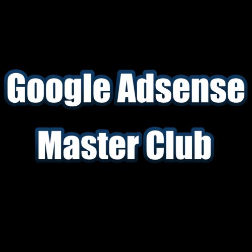 Google Adsense Master Club